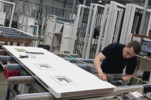 Glazerite keeps ahead of market trends with new products from DOORCO IMAGE