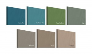 New Colour Range